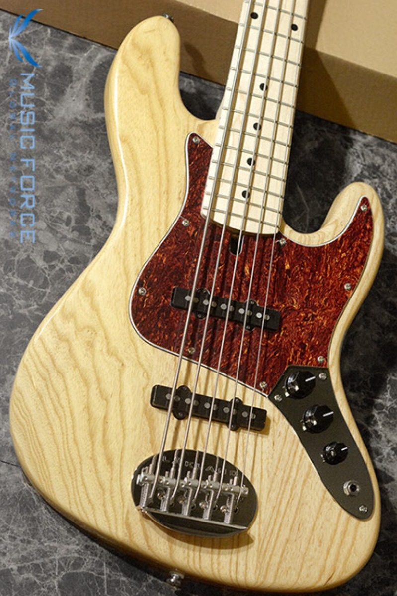 Lakland Skyline 55-60 Vintage J Bass-Natural w/Maple FB(2018년산/신품)