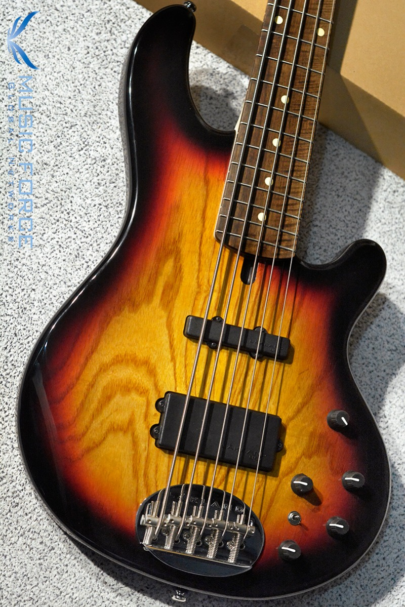 [특별세일!!!] Lakland Skyline 55-02 Standard 3 Tone Sunburst w/Indian Laurel FB(2018년산/신품)