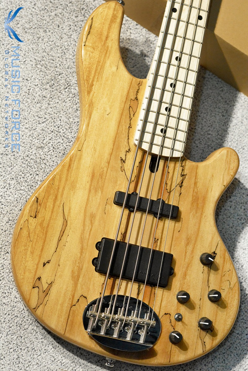 [특별세일!!!] Lakland Skyline 55-02 Deluxe Spalted Maple Top w/Maple FB #1(2018년산/신품)