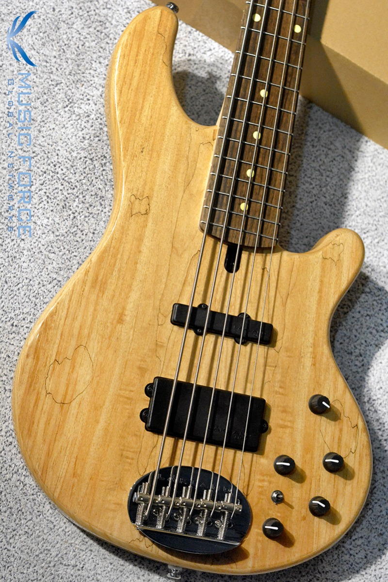 [특별세일!!!] Lakland Skyline 55-02 Deluxe Spalted Maple Top w/Indian Laurel FB #2(2018년산/신품)