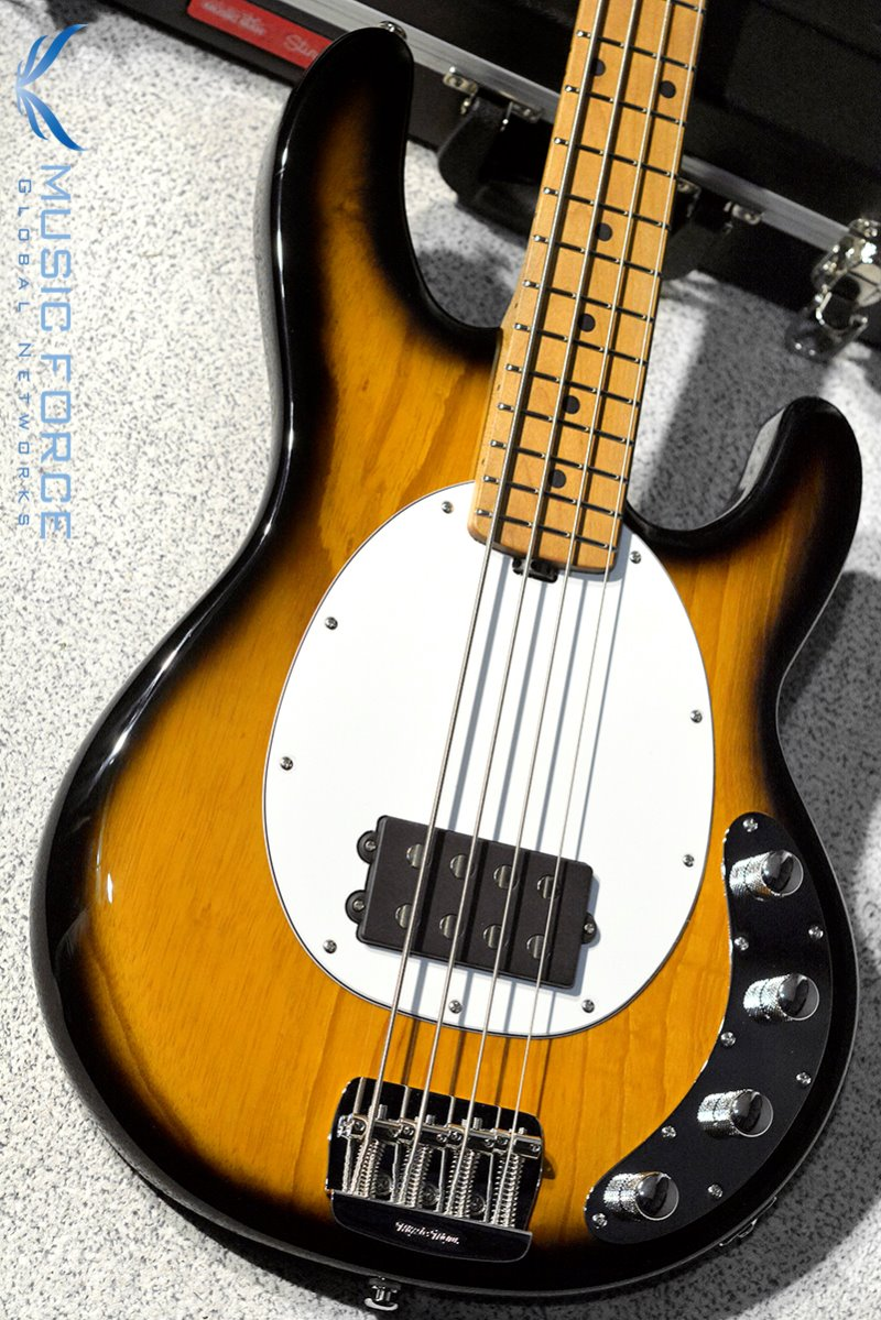Musicman Stingray 4 Special-Vintage Tobacco w/Roasted Maple Neck(신품)