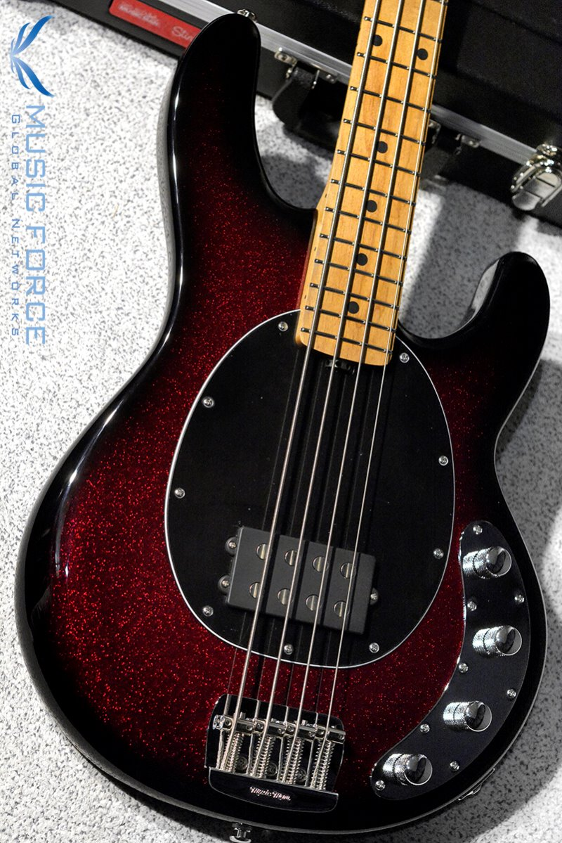 Musicman Stingray 4 Special-Burnt Apple w/Roasted Maple Neck(신품)