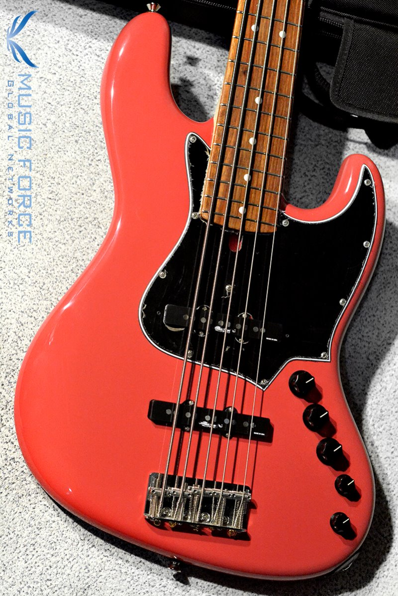 Alleva Coppolo LG5 Classic Supreme(Lacquer Finish) Alder Body-Dakota Red w/Granadilo FB & Matching Headstock(2019년산/신품)