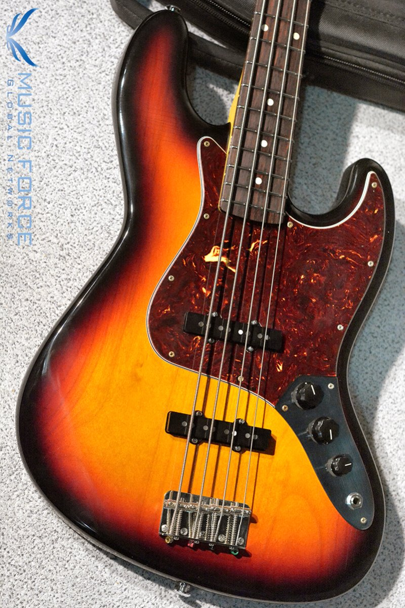 Suhr Classic J Antique Bass(Pro-Series)-3TSB w/Tortoise PG(2016년산/신품)