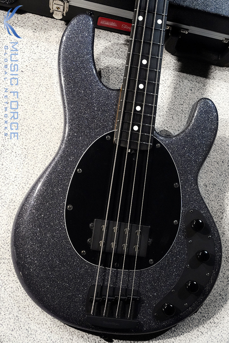 Musicman Stingray 4 Special-Charcoal Sparkle w/Roasted Maple Neck & Ebony FB(신품)